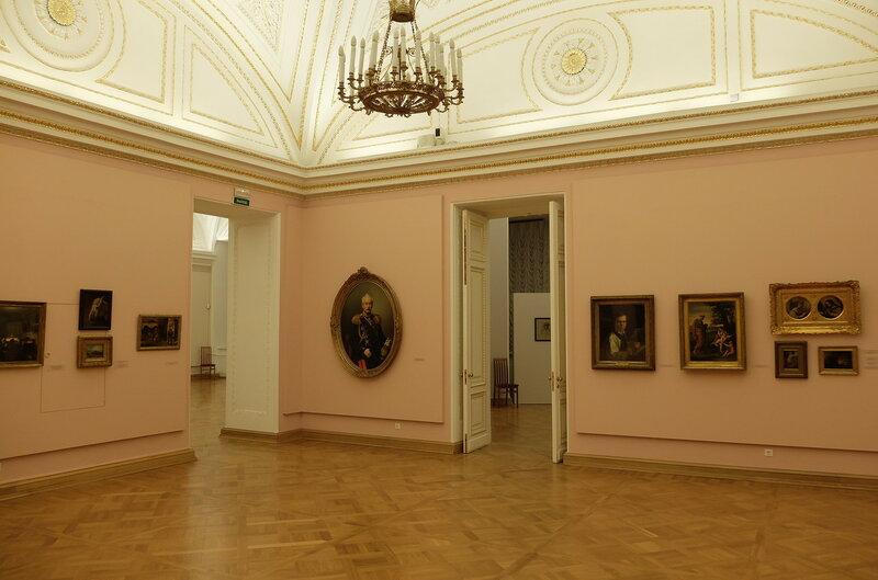 Михайловский замок фото интерьеров