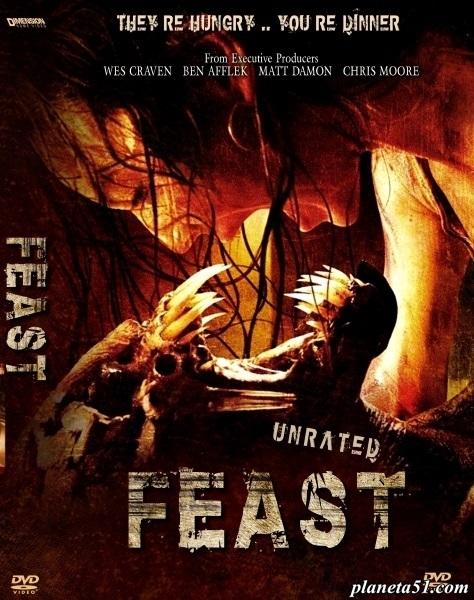 Пир / Feast (2005/BDRip/HDRip)