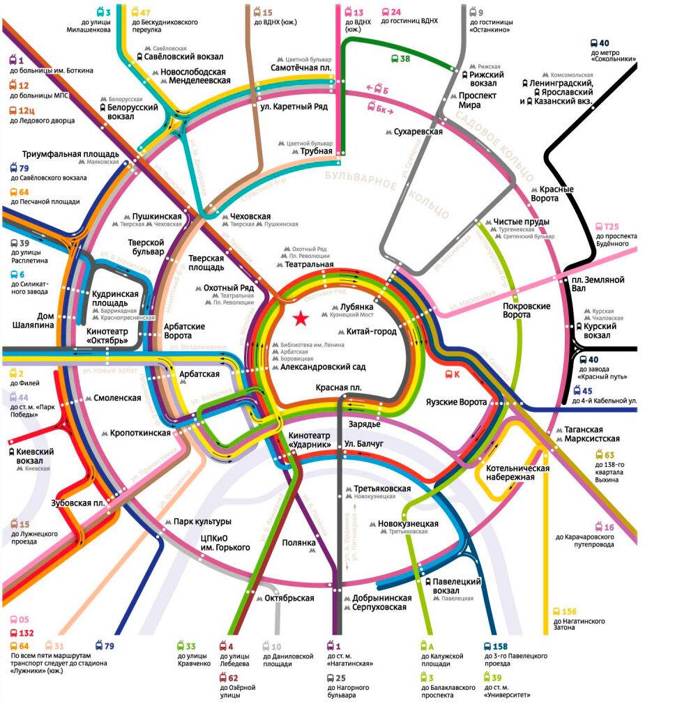 схема маршрута автобуса 700 москва