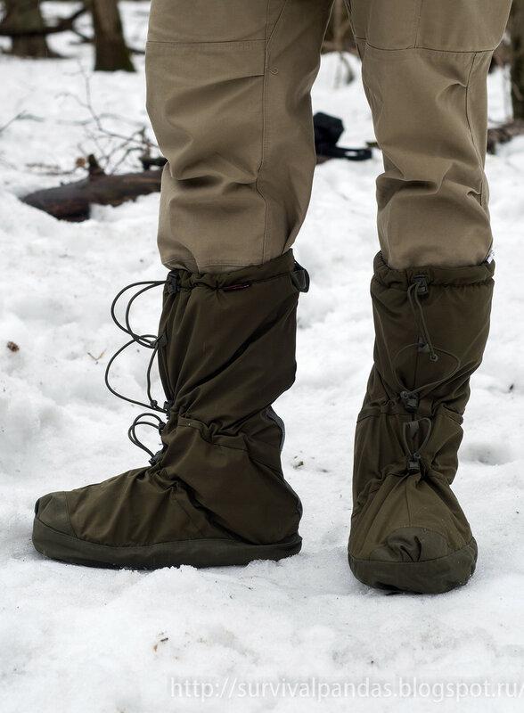 Обзор утепленных чехлов на ботинки Bear Force 488b544ac6e