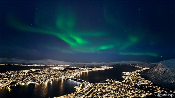 Красивые фотографии полярного сияния 0 10d647 878dd316 orig