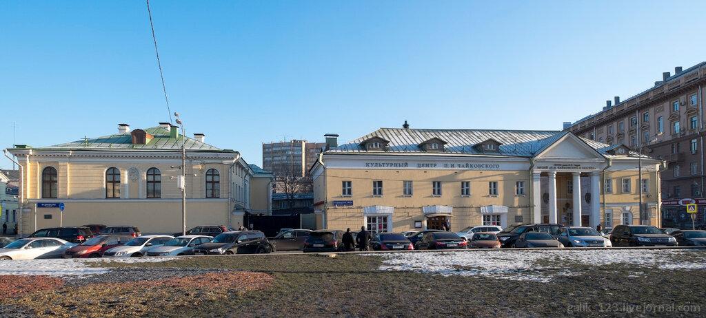Городская усадьба на Кудринской площади