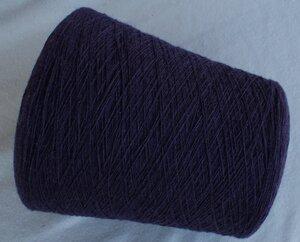 3105. Шерсть ягнят  + ПА Темно фиолетовый.JPG