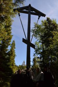 о.Анзер. Соловецкий Крест