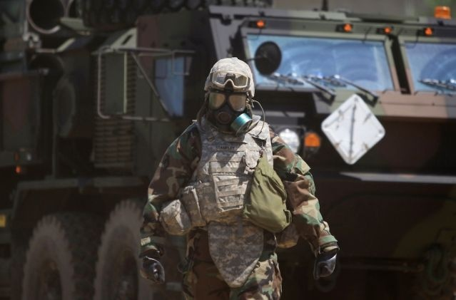 Русская авиация небомбила подготовленных США сирийских оппозиционеров— Пентагон