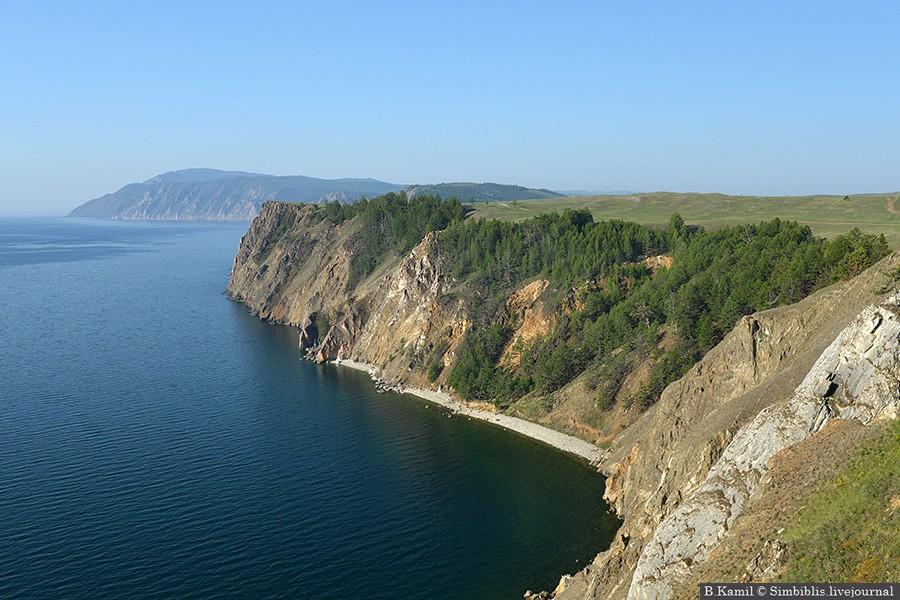 Север о.Ольхон, Байкал