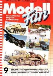 Журнал ModellFan 1995-09