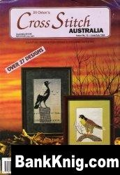 Книга Jill Oxton's Cross Stitch Australia - Issue No. 15