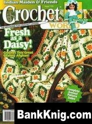 Журнал Crochet World №8 1996