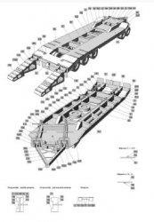 Журнал Прицеп - Transporta P 50 [RW 015]