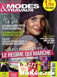 Журнал Modes & travaux february 2010