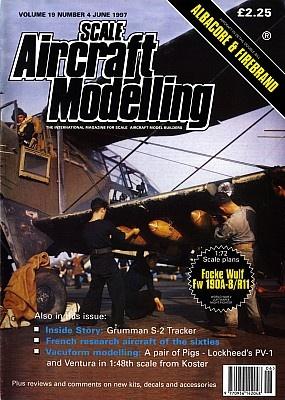 Журнал Scale Aircraft Modelling - Vol 19 No 04