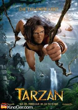 Tarzan 3D (2013)
