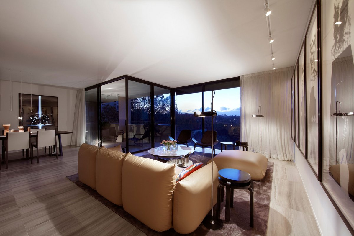 Smart Design Studio, элитное жилье в Австралии, элитная недвижимость Сидней, красивый жилой комплекс, оформление жилого комплекса, Heritage Apartments