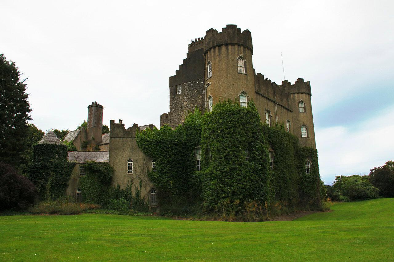 замок Мэлахайд.