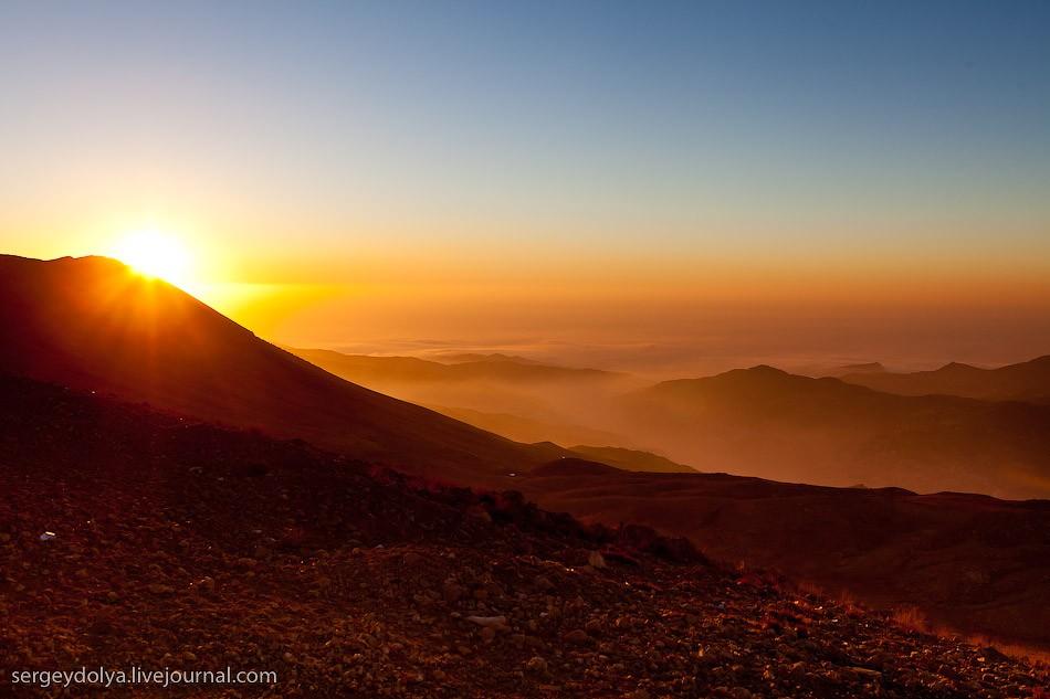 Ливанские горы