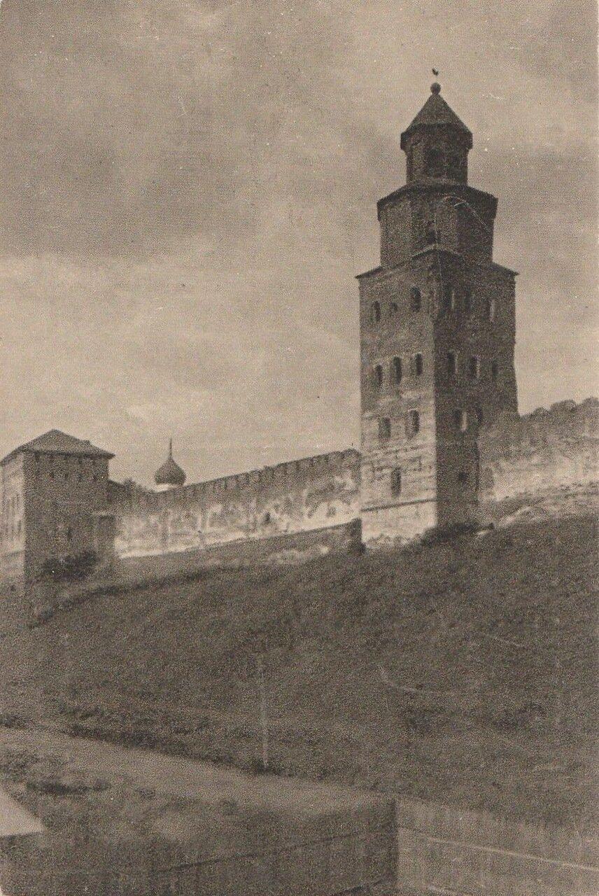 Ярославская башня на Дворище