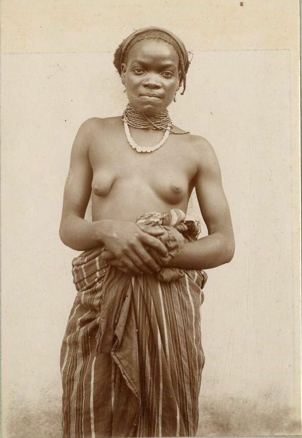 Женщина кимбунду