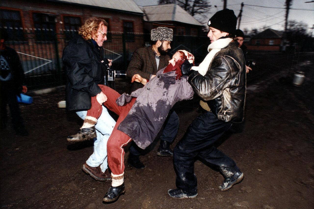 1995. Чечня