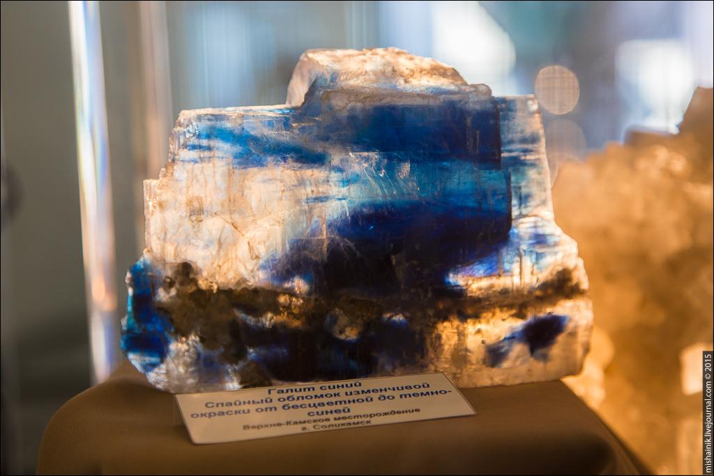 Выставка соли