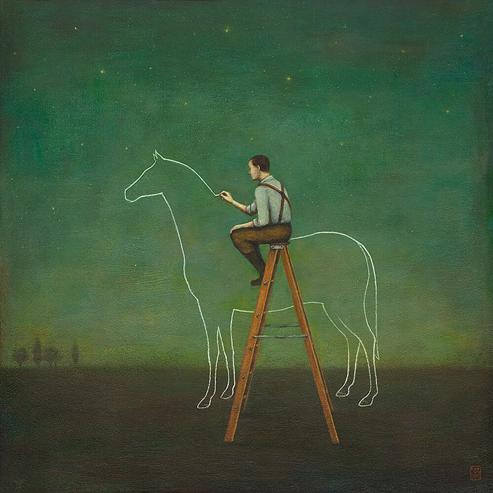 Hung up on a dream, Duy Huynh80.jpg