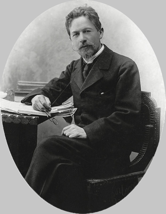 Anton Chekhov (1860-1904), 5 May 1889,  Christie's, LotFinder: entry 5140875