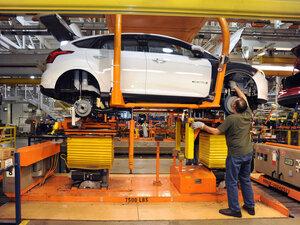 Ford закрывает свой завод в Бельгии