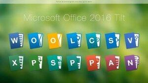 Компания Microsoft выпустила новый Office 2016