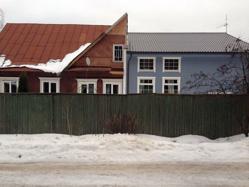 соседи на даче