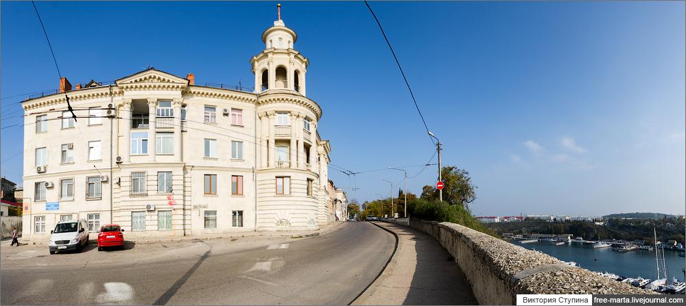 Севастопольские панорамы