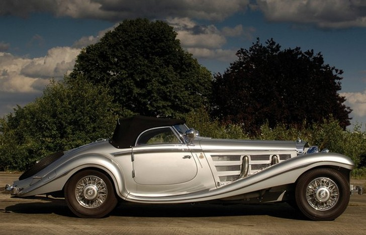 Прежде чем Фердинанд Порше начал заниматься производством собственных автомобилей, он разработал дви