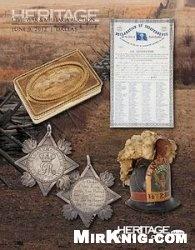 Книга Civil War & Militaria [Heritage 6088]