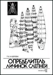 Книга Определитель личинок слепней: европейская часть СССР, Кавказ, Средняя Азия