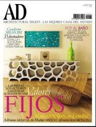 Журнал AD Architectural Digest - №6 2012 (Espana)