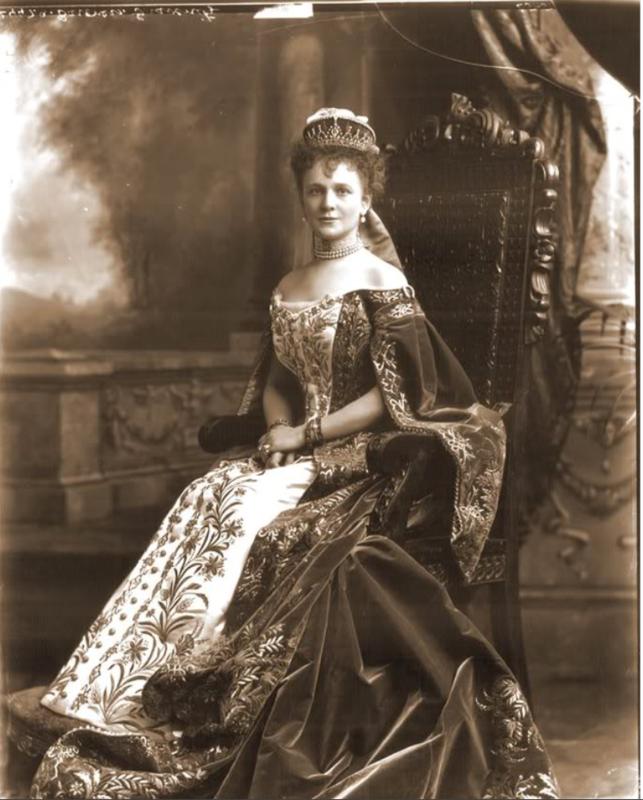 баронесса Гревениц
