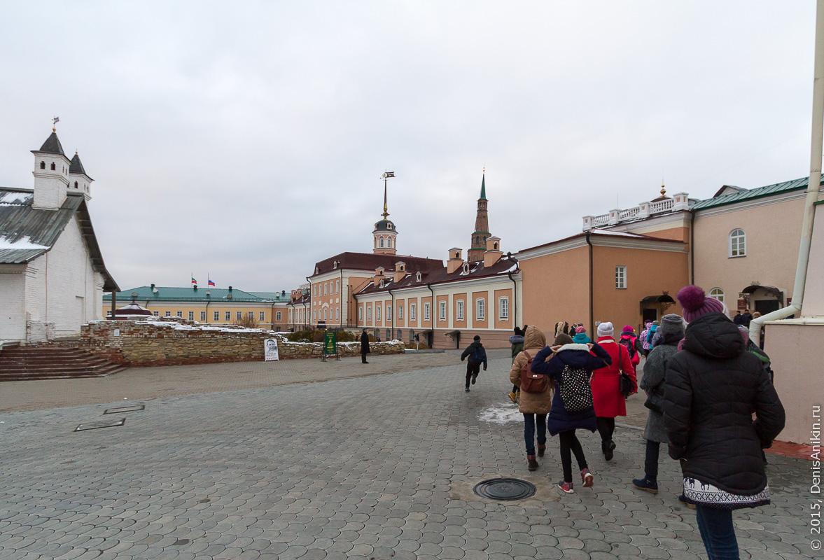 Казанский кремль 15