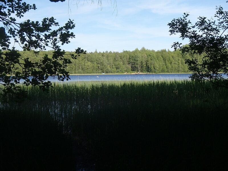 озеро Нахимовское