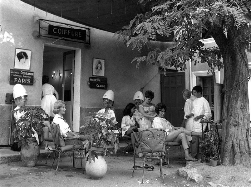 1959. Сен-Тропе