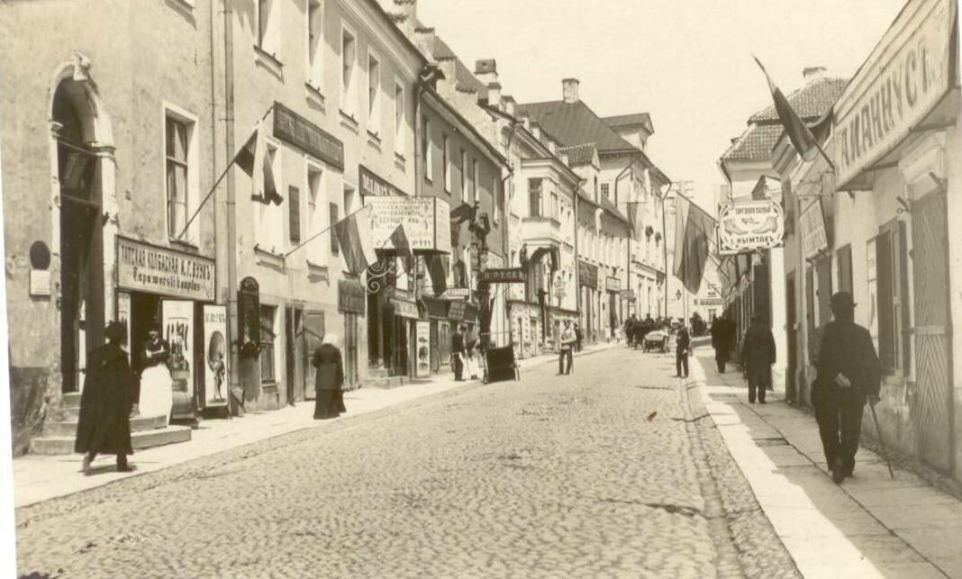Вышгородская улица
