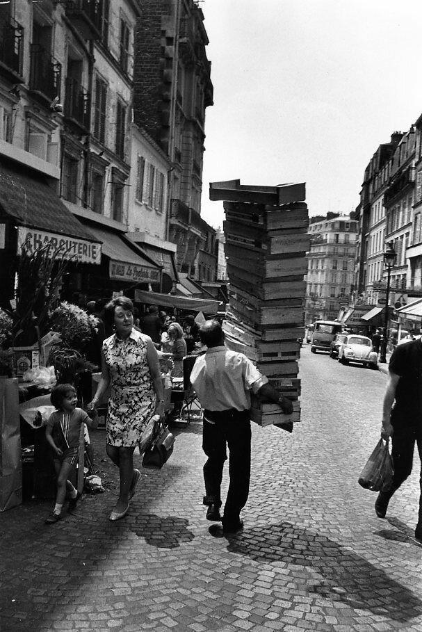 1969. Ящики улицы Лепик