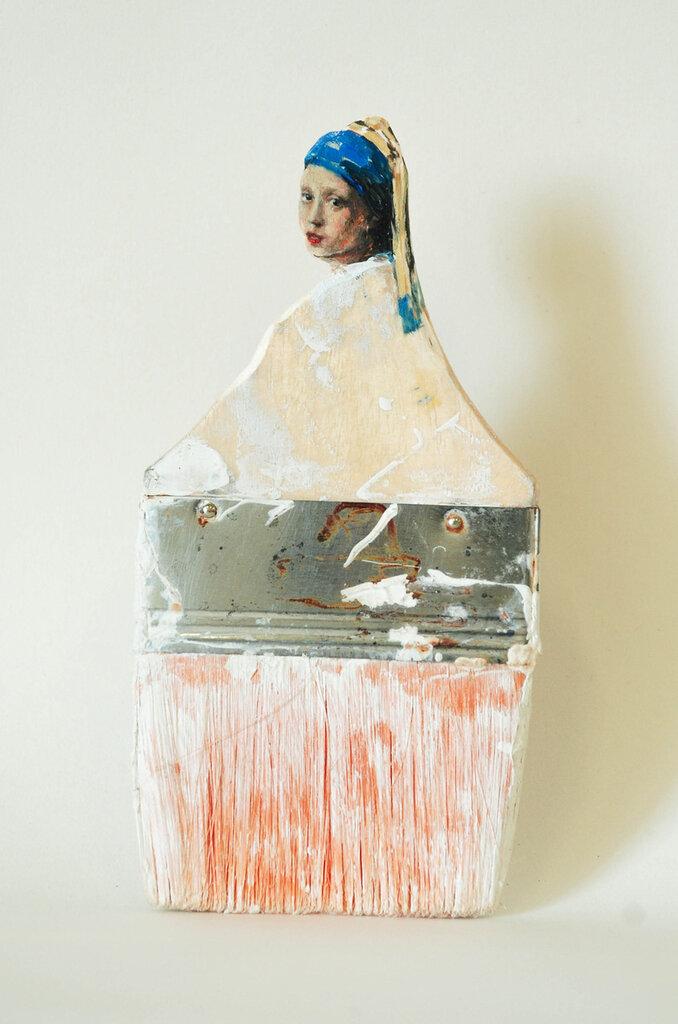 Painting brushes, Rebecca Szeto.jpg