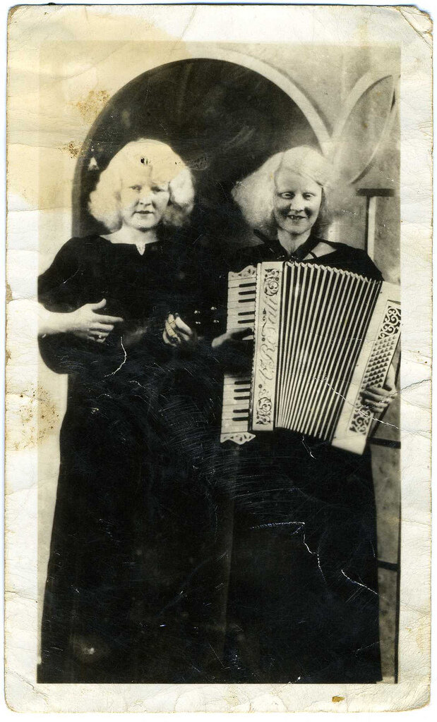 Thelma And Doris, Born In Atlantic City, New Jersey.jpg
