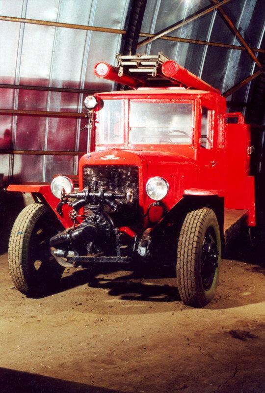 Пожарный автомобиль ЗИС-5 ПМЗ-1 (1935), СССР.jpg