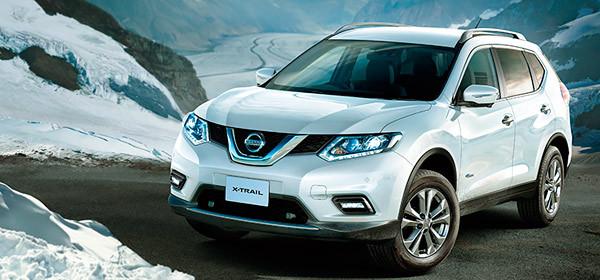 Среди гибридов появился Nissan X-...
