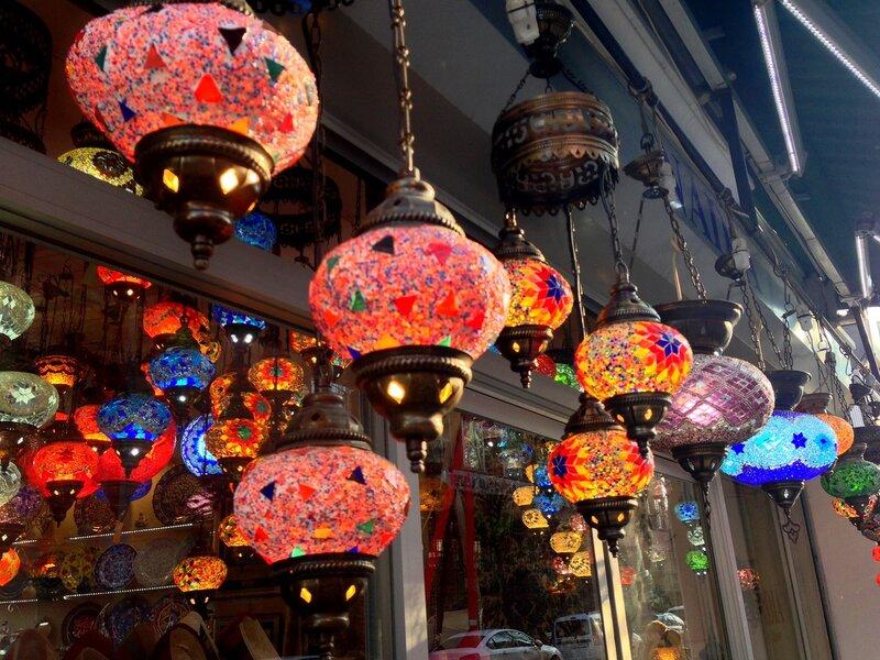 Стамбул декабрь 2014