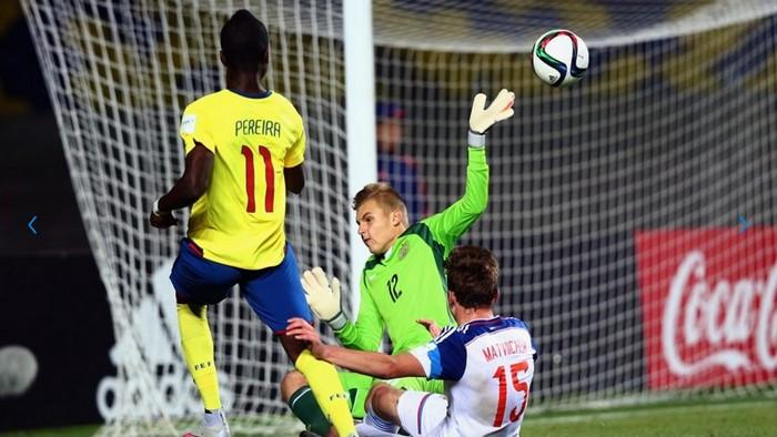 Юношеская сборная России U-17 закончила выступления на Чемпионате Мира.