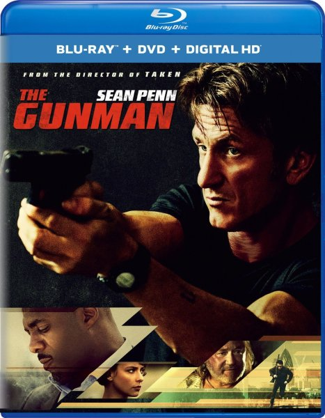 Ганмен / The Gunman (2015) BDRip/1080p/720p + HDRip / PROPER