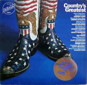 Country's Greatest (1974) [Embassy, EMB 31076]