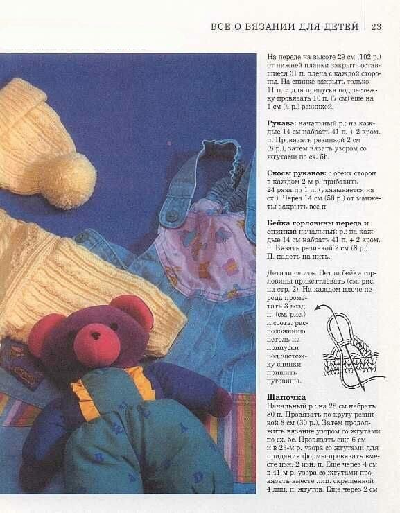 АЗБУКА ВЯЗАНИЯ. Все о вязании для детей крючком и на спицах