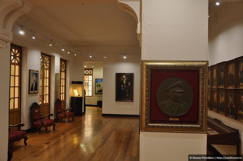 0 181a8f 7a00950c orig День 203 205. Самые роскошные музеи в Боготе – это Музей Золота, Музей Ботеро, Монетный двор и Музей Полиции (музейный weekend)